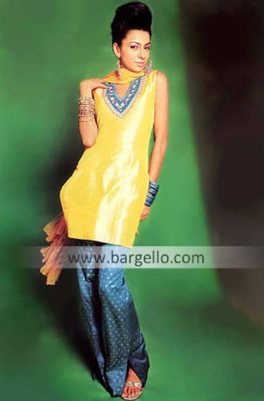 Indian Formal Wear and Party Salwar Kameez