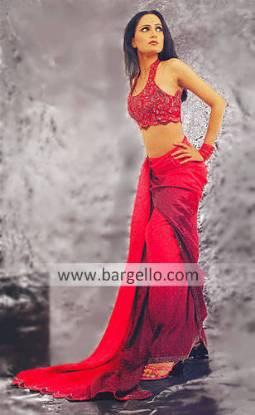 Designer Saree Blouse, Party & Formal Sari, Pakistani