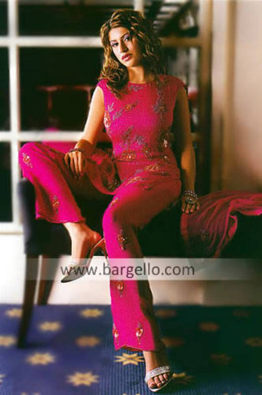 Designer Party Dress Canada, Pakistani Shalwar Kameez