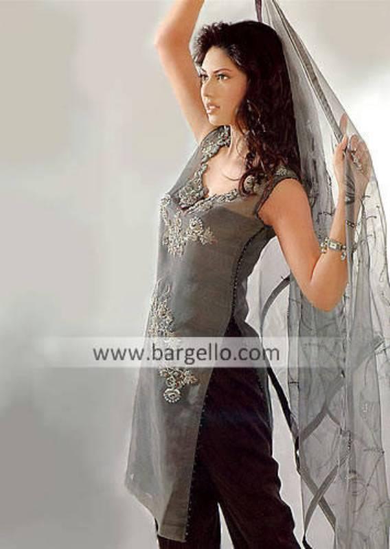 Pakistani Shalwar Kameez, Designer Party Dresses