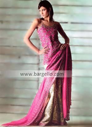 Pakistani Bridal Lehenga, Designer Wedding Dress