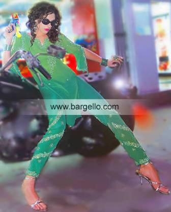 Designer Party Clothing UK, Pakistani Shalwar Kameez
