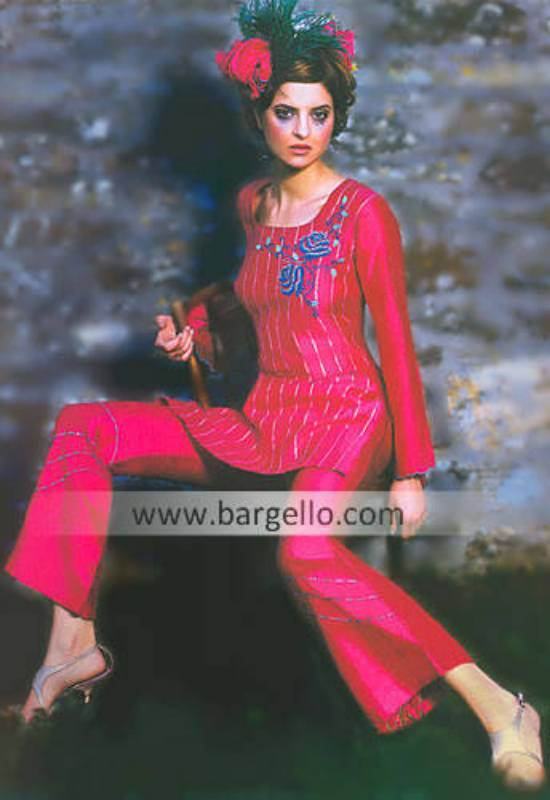 Pakistani Shalwar Kameez Suit for Special Occasions