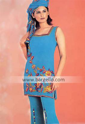Indian Evening Dress, Designer Salwar Kameez