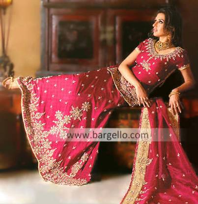 Bridal Lehenga, Wedding Dress, Pakistani Designer Clothing