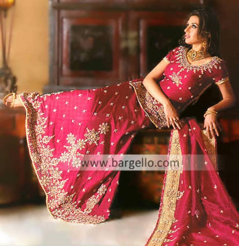 Bridal Lehenga, Wedding Dress, Pakistani Designer Clothing