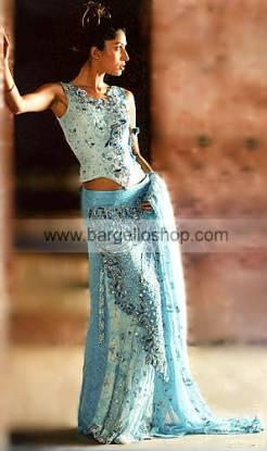 Bridal Dress, Indian Pakistani Designer Lehenga