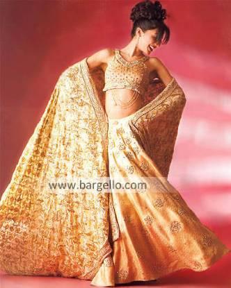 Designer Lehenga, Pakistani Wedding Dress