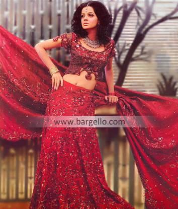 Designer Bridal Dress, Pakistani Weddding Lehenga