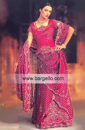 Desi Fashion Designers Calgary Alberta Canada Bunto Kazmi Wedding Dresses