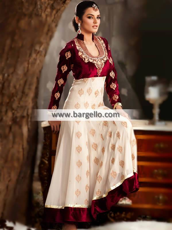 Pakistani Online Fashion Boutique California, Beautiful and Latest Long Shirt Designs Florida USA