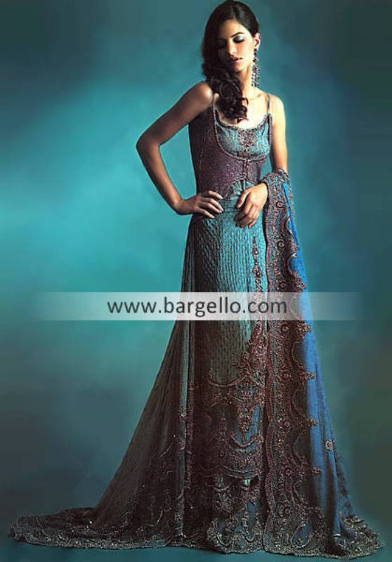 New Anarkali Dresses, New Anarkali Dress, Best Anarkali Dress Designer Bargello.com India Pakistan