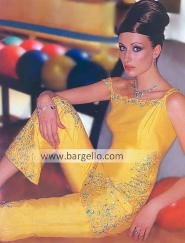 Indian Salwar Kameez Suit, Indian Trouser Suits Embroidered Suits