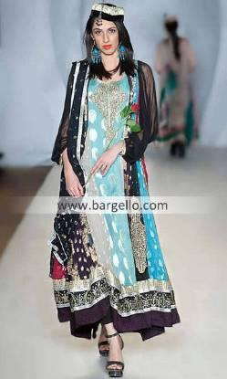 Sara Rohale Asghar Superb Collection in Pakistan Fashion Week London 2012 Birmingham UK