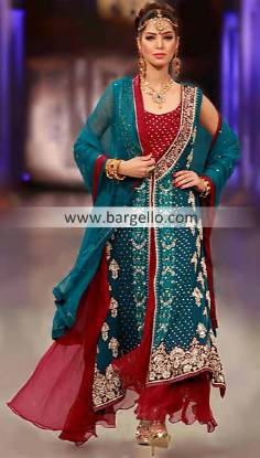 Designer HSY Latest Collection in Bridal Couture Week Houston Texas