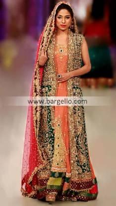 Bridal Dresses Pakistan Beautiful Designer Bridal Dresses