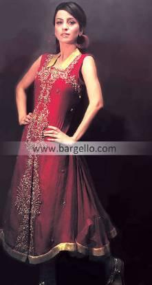 Designer Anarkali, Red Anarkali Suits, Anarkali Pishwas, Red Pishwas, Frock Style, Indian Pishwas,