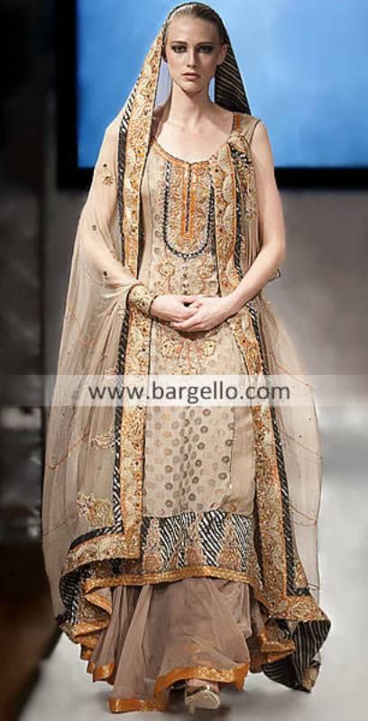 Pakistani Wedding Lenghas South London, Designer Wedding Outfits Ilford Southall, Soho Street Lehnga
