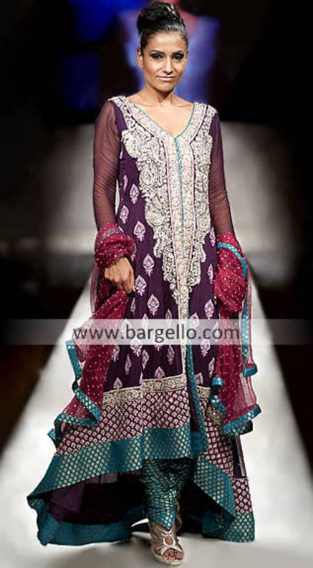 Online Shop For Designer Indian Wedding Cloths Chicago, Colorful Bridal Outfits Beverly Hills CA
