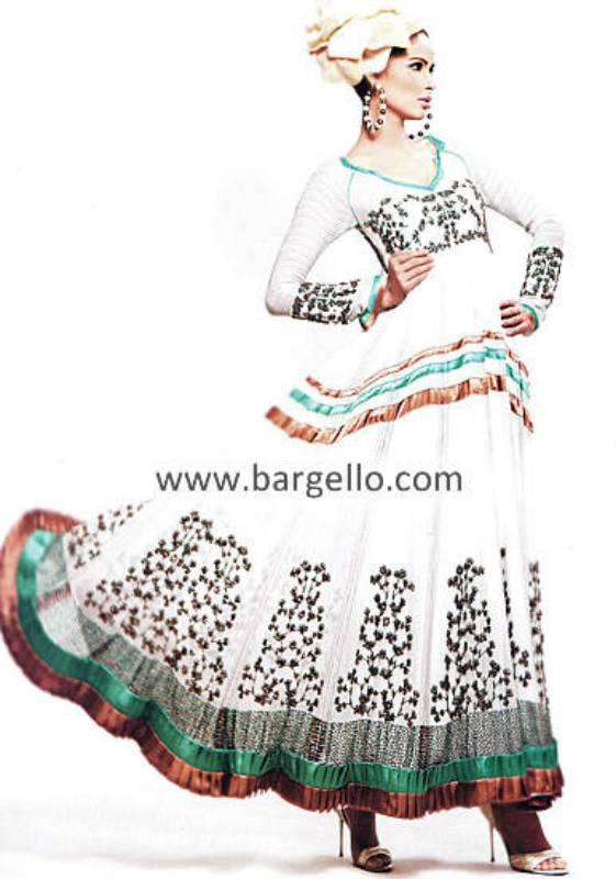 Latest Anarkali Pakistani Clothing Lincolnwood, Latest Anarkali Pishwas Indian Clothing Sunnyvale