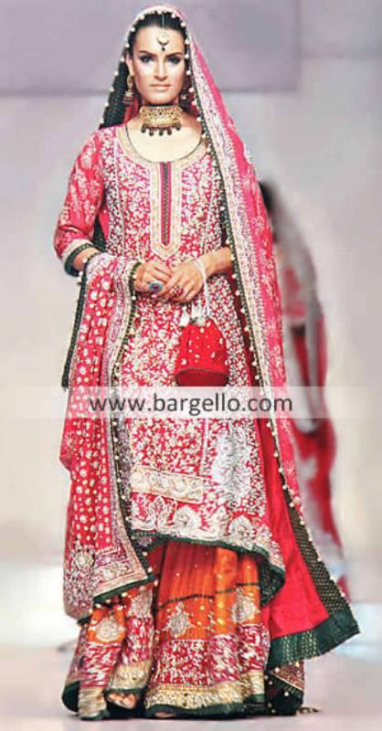 Pakistan Bridal Couture Week Atlanta GA, Lakme Fashion Week Santa Clara, Sabyasachi Outfits Florida