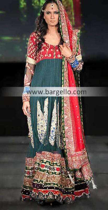 Pakistani Anarkali Suits Santa Clara Fremont, Anarkali Bridal Wear Beverly Hills, Anarkali Seattle