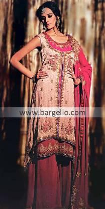 Bridal Wedding Sharara, Special Occasions Sharara, Designer Party Sharara, Latest Shaadi Party Wear