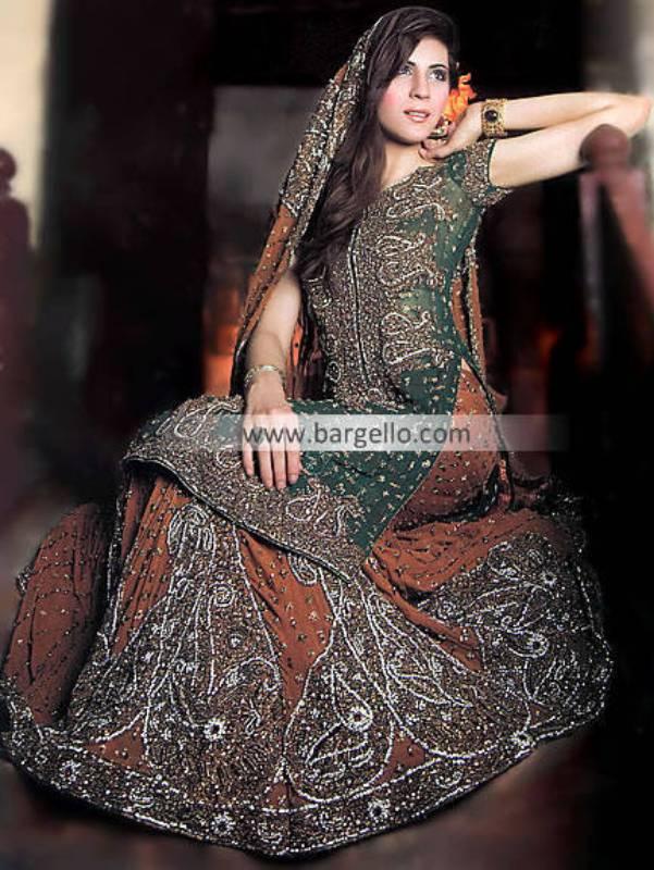 Pakistani and Indian Bridal Dresses, Pakistani Indian Wedding Wear, Bridal Fashion Dresses Pakistan