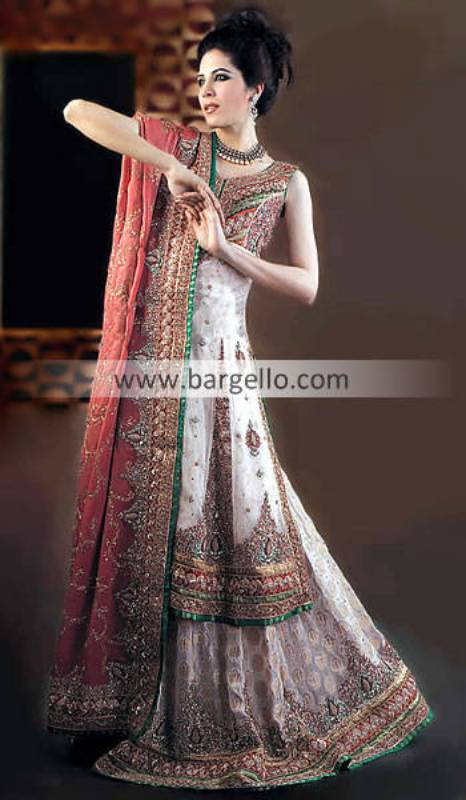 Buy Amazing Bridals Online From Pakistan, Buy Beautiful Pakistani Bridals, Pretty Embellished Bridal