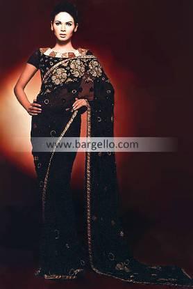 Chiffon Sarees, Sari Designs, Wedding Saree Collection, Bollywood Indian Sari Online Collection