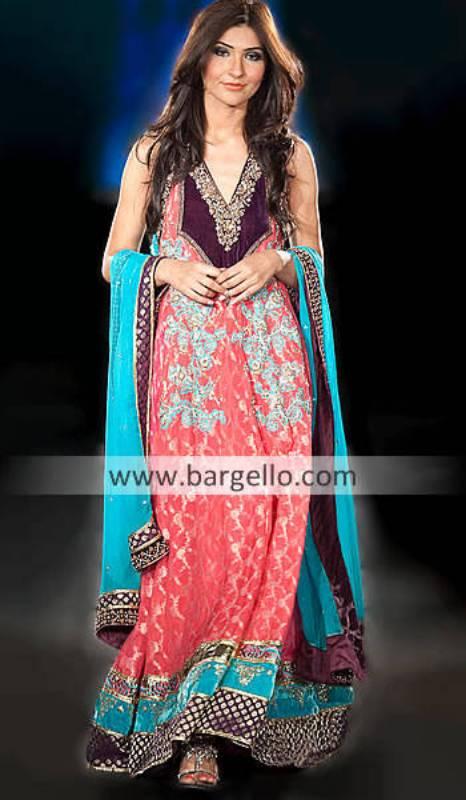Designer Anarkali Suits, Latest Designer Anarkali Suits, Latest Anarkali Dresses From India Pakistan