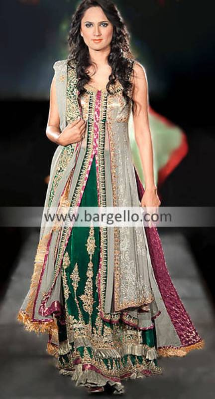 Designer Pakistani Bridal Wear, Pakistani Designers Bridal Dresses, Pakistani Fashion Boutique