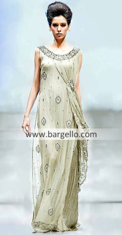 Pakistani Designer Outfits, Bridal Couture Week 2010 Dress, Style 360 Fashion Show Outfits