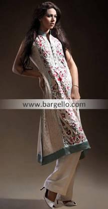Anarkali Suits In Bollywood, Anarkali Pishwas Pishwaz Bollywood, Off White Embroidered Anarkali