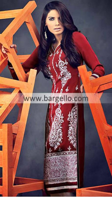 Long Shirt With Trouser, Trouser Kameez India, Paisely Embroidered Dress, Floral Embroidered Dress