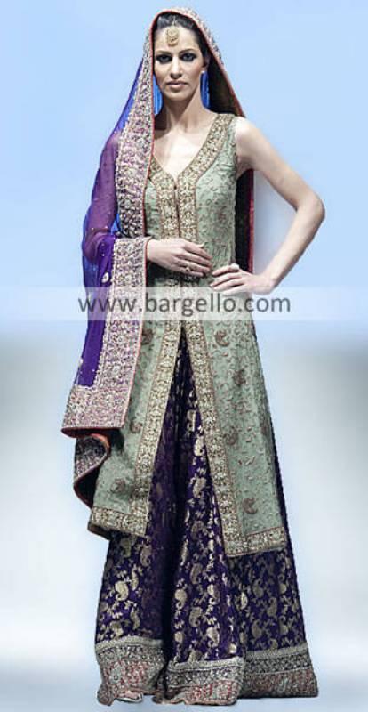 Indian Wedding Lenghas Lehenga, Bridal Outfit Pakistani, Banarsi Sharara, Latest Sharara Suits 2011