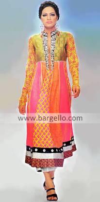 Bridal Couture Week 2010 Anarkali Pishwas, PFDC Sunsilk Fashion Week 2010, Karachi Fashion Shows