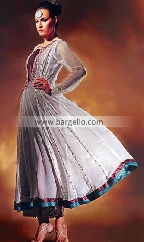 Long Length Dress Pakistan India, India Long Shirts for Women, Floor Length Anarkali Outfits