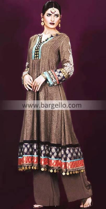 Paki Fashion, Pakistani boutique, Anarkali Outfits, Anarkali Clothing, Designer Anarkali Pishwas Ind