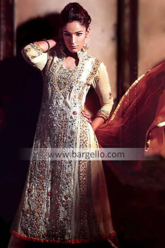 Bollywood Anarkali Pishwas, Anarkali Clothing, Anarkali Clothing, Designer Anarkali Pishwas Ind