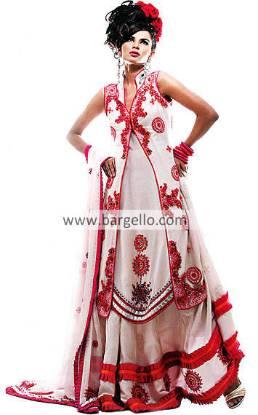 Pakistani Sharara For Bride in Oxford Street - Pakistan Sharara For Bridesmaids