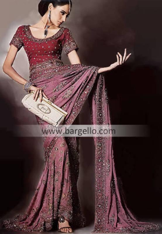 Specialists in made to measure Indian, Pakistani & Asian Bridal Wear, Lehenga Saree Sari
