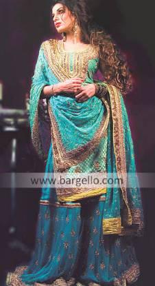 Online Sharara Collection, Exclusive Indian Sharara Choli, Sharara Suits, Designer Indian Sharara
