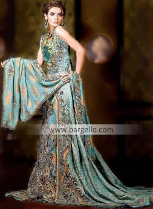 Colourful Pakistani Lehenga having Patch Work Amazing Styled USA California Miami New York