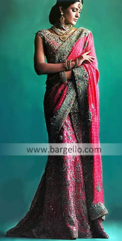 Colourful Pakistani Lehenga having Patch Work Amazing Styled