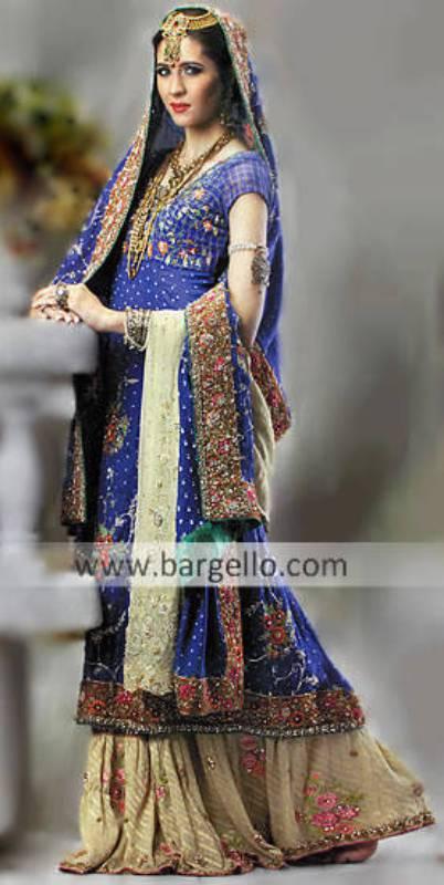 Latest Pakistani Bridal Dresses Pakistani Wedding Wear Pakistani Lehnga Sharara Gharara Suits UK USA