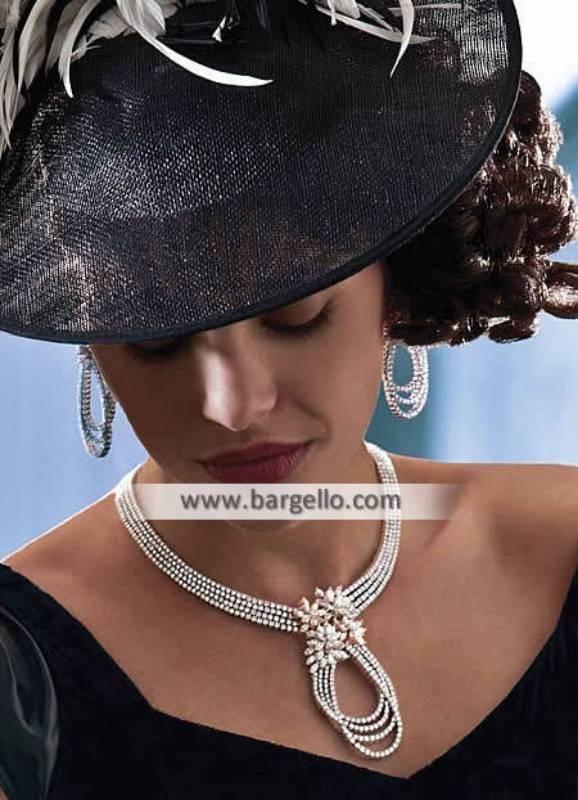 Zircon Jewellery Sets Batavia New York NY USA