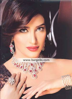Latest Pakistani Fashion Jewellery Sets Arlington Washington DC USA