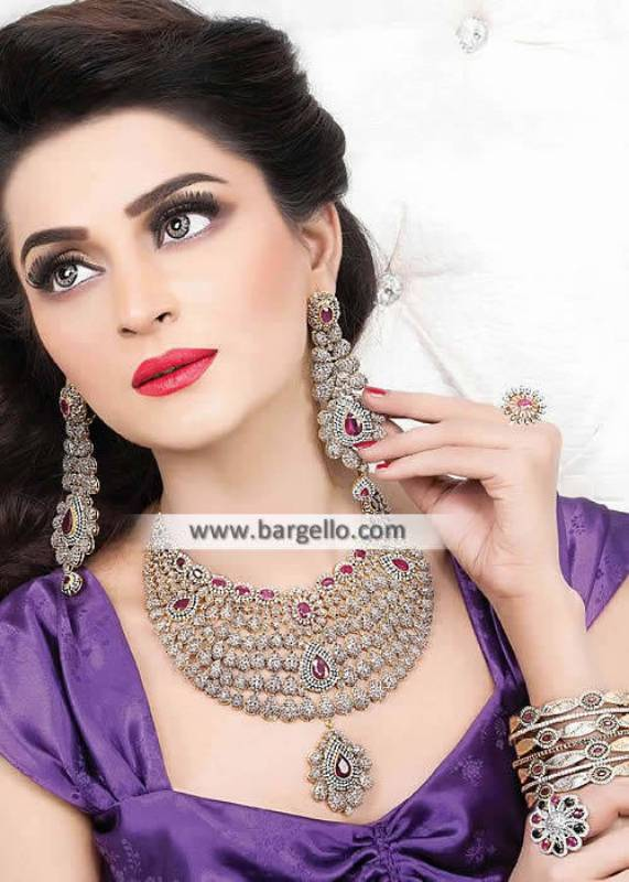 Artificial Jewellery Sets Rhodium Plated Jewellery Sets Dansville New York NY US