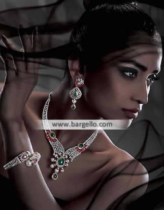 Pakistani Designer Jewellery Sets Bellerose New York NY US
